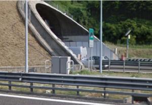 Autostrada A4 –  per SIRTI –  Adeguamento impianti di Sicurezza
