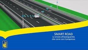 Autostrada A2 –  per ANAS –  Assistenza progetto Smart Road